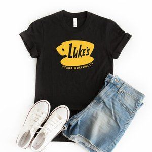 Luke's Diner T-Shirt, Gilmore Girls Tee
